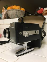 Vintage Bell & Howell auto load super 8 movie camera with case Las Vegas, 89129