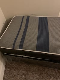 Twin mattress with boxspring Baltimore, 21202