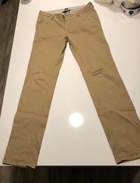 Hugo Boss cotton/twill stretch trousers - Men's' - 46 North Vancouver, V7L 1N9