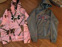 New women's size small under armour hoodies  Bel Air, 21014