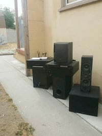 Stereo Receivers and Subs Norwalk, 90650