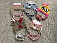 baby's assorted-color knit shoes Mississauga