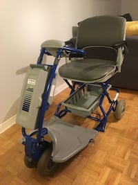 Foldable / Travel Scooter Mississauga, L5B 4B2