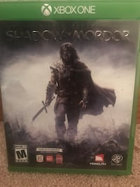 Shadow of Mordor Xbox one Soldotna, 99669