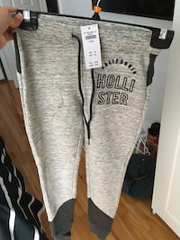 Brand new pants and leggings from Hollister, Abercrombie & Fitch Montréal, H4V 2G4