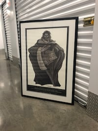 Limited addition wall art from Charles A Bibbs worth over $1200  Washington, 20002