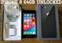 Iphone 8 (4.7') UNLOCKED 64GB (Like-New)  23 mi