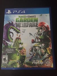 Plants vs Zombies PS4 Longueuil, J4V