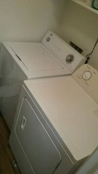 white top-load clothes washer Gilbert, 85295