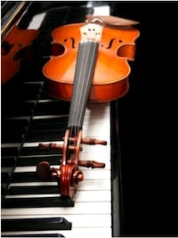 Offering: Piano/Violin Lesssons Centreville