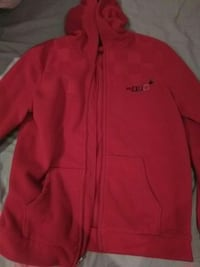 red La veste à capuche North face Boulogne-Billancourt, 92100