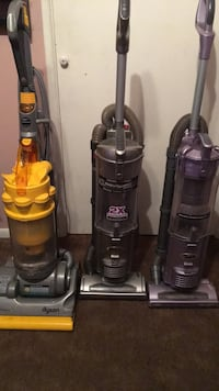 shark vacuum and Dyson Whittier, 90604