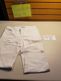 white pants Redcliff, T0J 2P2