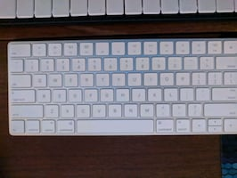 Apple magic Bluetooth keyboard. (newest model)