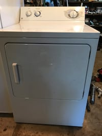 white front-load clothes washer Middlefield, 06455