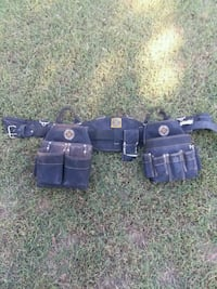 rack a tiers top of the line heavy duty tool bag ..like new first 50  Oklahoma City, 73135
