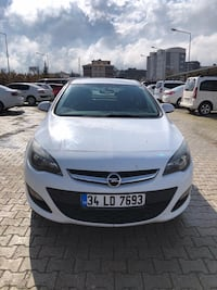 2014 Opel Yeni Astra 1.6 CDTI 110 PS EDITION S&S