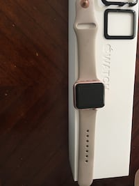 Avail : Apple watch Rose Gold 38mm Black 40mm - call or make offer