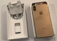 iPhone XS 64 gb gold excellent condition/ warranty till 2020 Brampton, L6V 4T3
