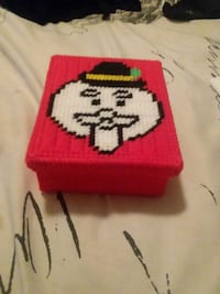 Sam The Snowman Trinket Box (u can pay w/paypal)  Fayetteville, 28311