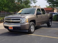 2008 CHEVROLET SILVERADO Chicago
