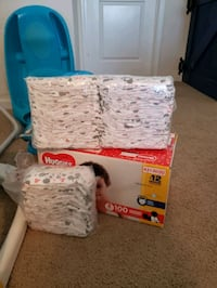 77 size 3 Huggies Diapers Concord, 28027