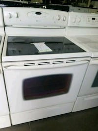 MAYTAG ELECTRIC STOVE -BISQUE $229 #15330 Hempstead, 11550