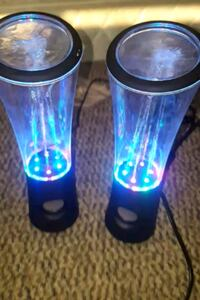 two water speakers North Vancouver, V7L 2W3