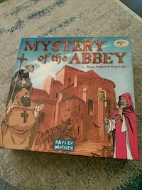 Mystery of the Abbey board game  Richmond, V6X 3A8