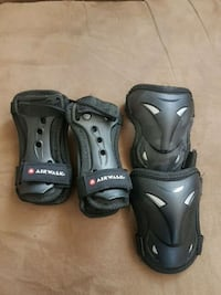 Airwalk Knee Pads and Wrist Guards - Youth Small Toronto, M1S 0L7