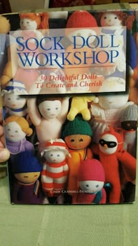Sock Doll Workshop 30 delightful dolls Zanesville, 43701