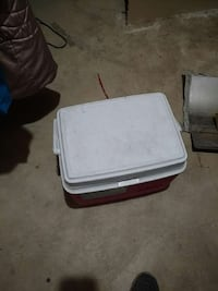 white and red plastic case Middlesex, 08846
