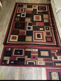 Rug 3 piece set  Los Angeles, 91367