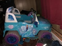 Frozen Jeep comes with battery and charger Minersville, 17954
