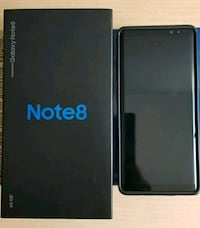 UNLOCKED Samsung Galaxy Note 8 as good as new Pittsburgh, 15220