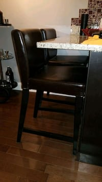 Two bar chairs!  Baltimore, 21224