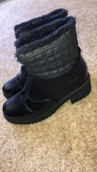 (NEW) women's tote boots Cicero, 13039