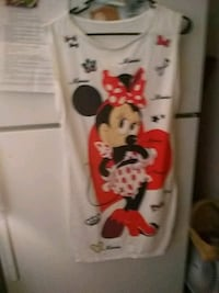 Minnie Mouse Nite Gown Greeneville, 37745