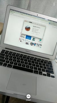 MacBook Air  Paris