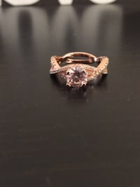 rose gold ring  Newmarket