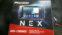 Pioneer AVH-1300NEX touch screen car radio Morrilton, 72110
