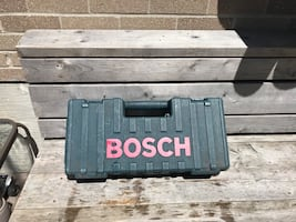 BOSCH TOOL BOX FOR RS5