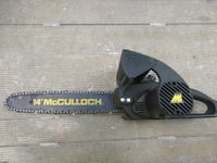 """14"""" McCulloch electric chainsaw Franklin, 45005"""