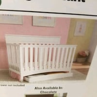 Brand new 4 in 1 baby cribs Sugar Hill, 30518