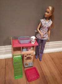 Barbie Veterinarian