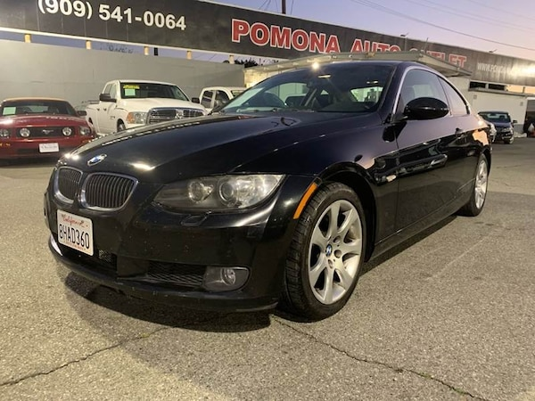 2007 Bmw 3 Series 328xi Awd 2dr Coupe