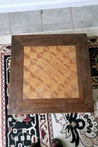 Wooden chess board Round Hill, 20141