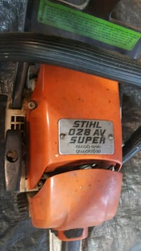 028 Stihl Chainsaw Troutville, 24175