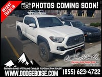 2019 Toyota Tacoma 4WD Double Cab TRD Off Road 4WD LOW MILES! Boise