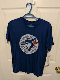 New with tag Blue Jays tshirt size L Toronto, M4W 1A9